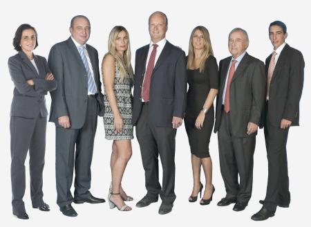 Equipo Humano del Grupo Germania Ibérica